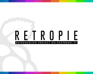 RetroPie Splashscreen