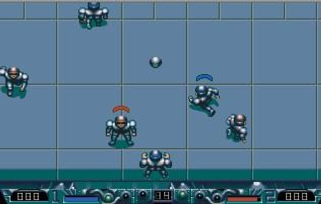 Speedball 2: Brutal Deluxe - Atari ST - Game On