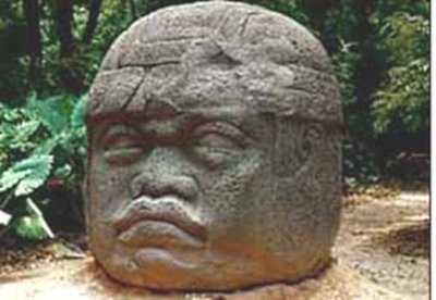 Olmec Civilisation - Pac-Man