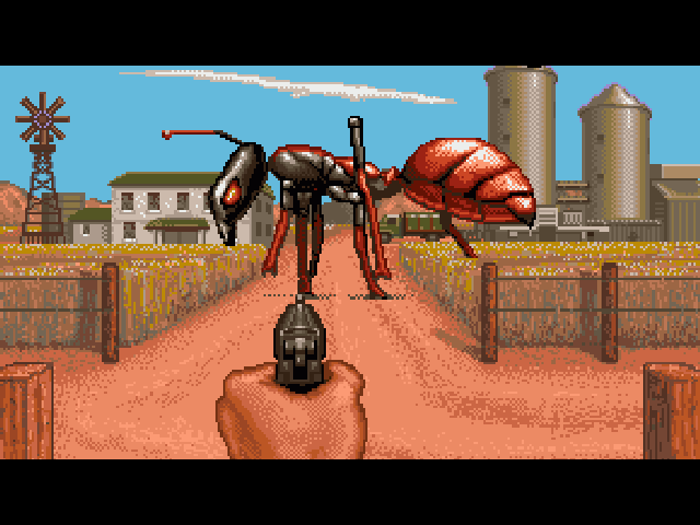 It Came From The Desert - Ant Attack!