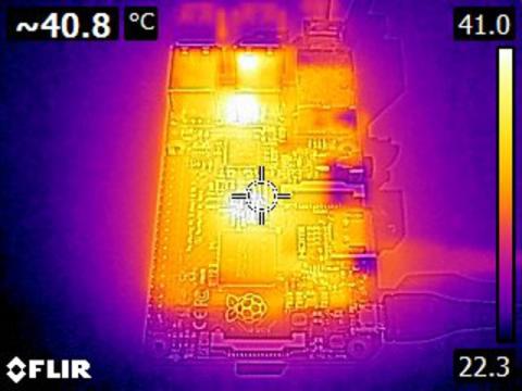 Raspberry Pi 2 FLIR - Image: rs-online.com
