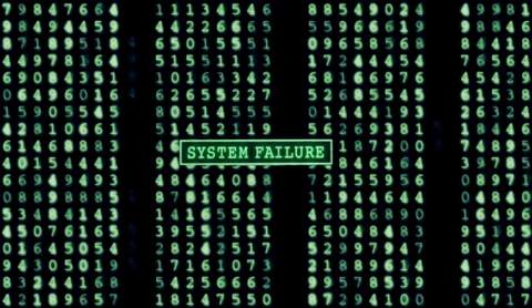 System Failure - The Matrix