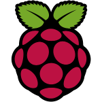 Raspbian Logo