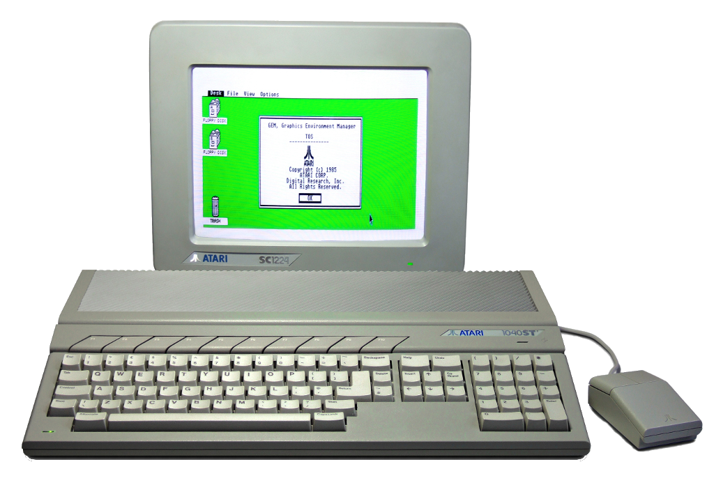 Power Without the Price: Atari ST and STe Computing on the Raspberry