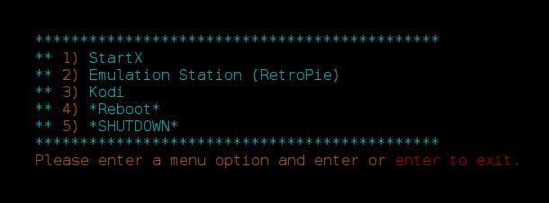 Raspbian – Retro Resolution: video gaming