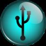 USB Symbol - Image: Clipshrine.com
